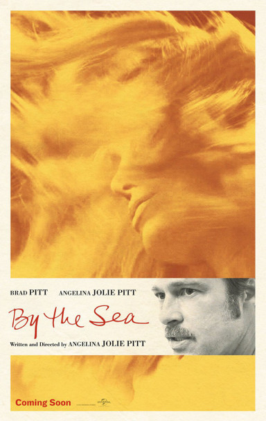 By the Sea Advance Style Original Movie Poster