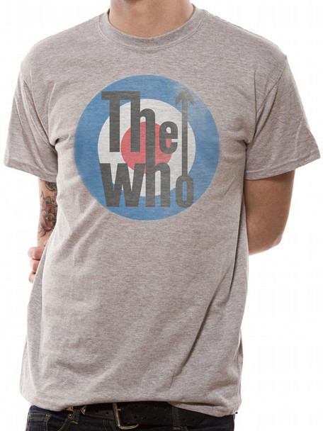 The Who Target Logo Official Unisex T-Shirt