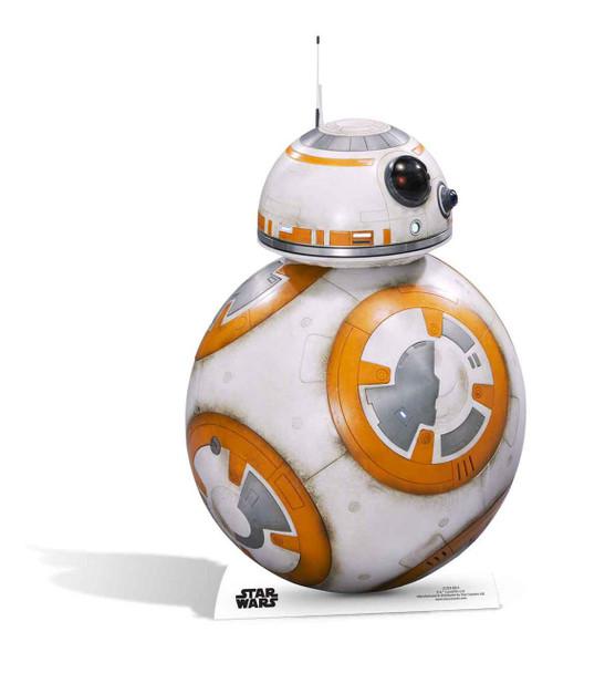 BB-8 Star Wars: The Force Awakens Lifesize Cardboard Cutout