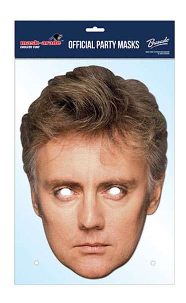 Roger Taylor Official Queen Card Party Face Mask