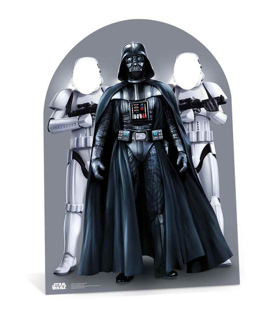 Star Wars Stand-in Child Size Cardboard Cutout