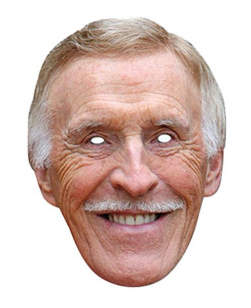 Bruce Forsyth Celebrity Single Card Party Face Mask