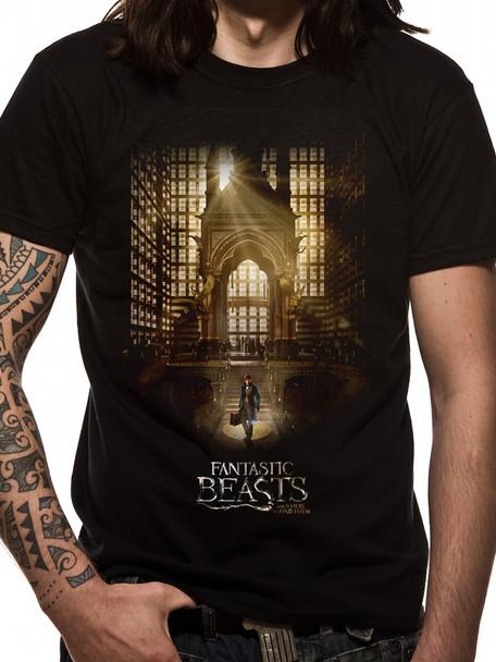 Fantastic Beasts Hall Unisex T-Shirt