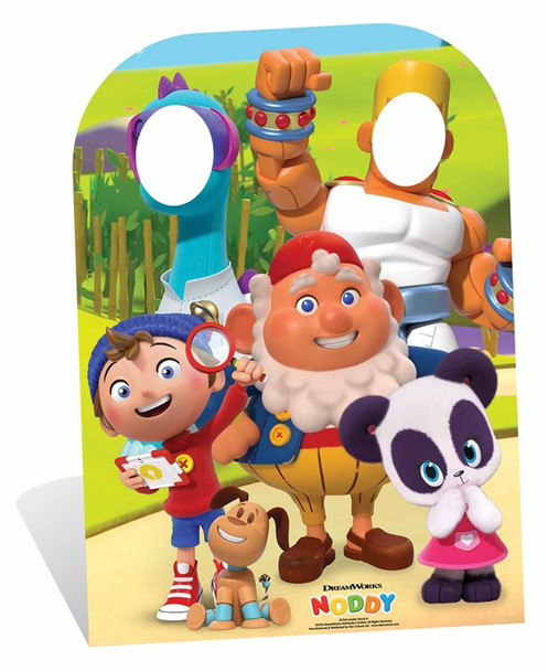 Noddy and Big Ears Child Size Cardboard Cutout Stand In