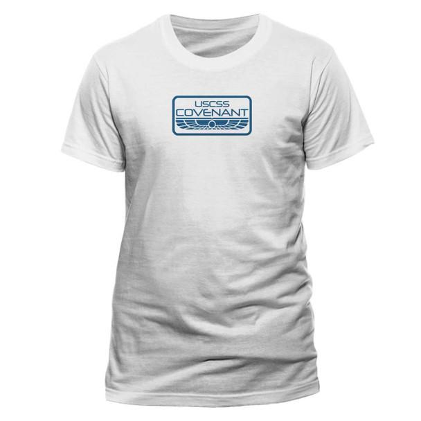 Alien: Covenant USCSS Crew White Unisex T-Shirt