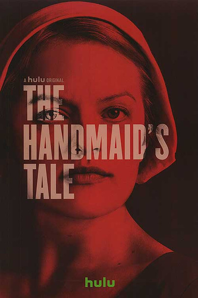 The Handmaid's Tale - Rare Original Hulu TV Poster