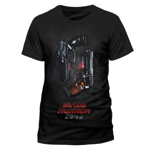Blade Runner 2049 Two Pistols Official Movie Unisex T-Shirt
