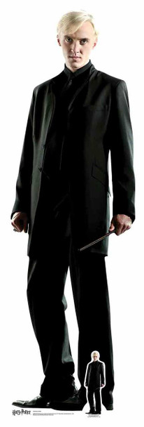 Draco Malfoy from Harry Potter Lifesize Cardboard Cutout / Standee