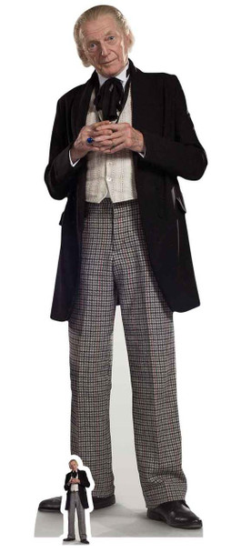 David Bradley The First Doctor Lifesize Cardboard Cutout / Standup