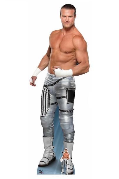 Dolph Ziggler Official WWE Lifesize Cardboard Cutout / Standup