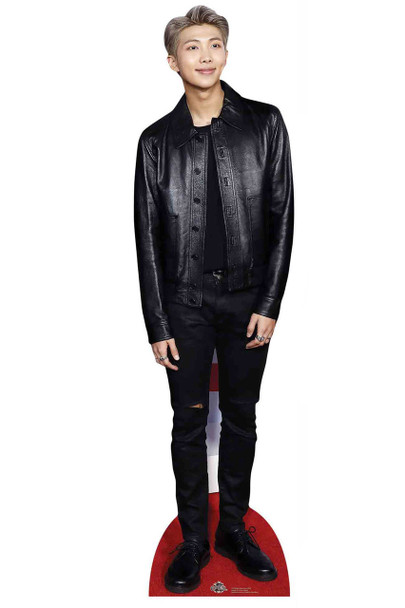 RM from BTS Bangtan Boys Mini Cardboard Cutout / Standup