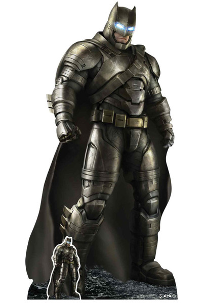 Battle Armor Batman Lifesize Cardboard Cutout / Standup