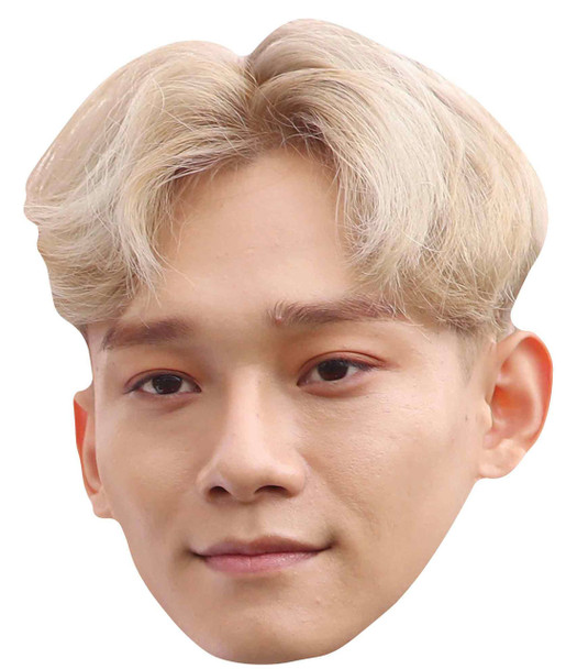 Chen from Exo 2D Card Party Face Mask