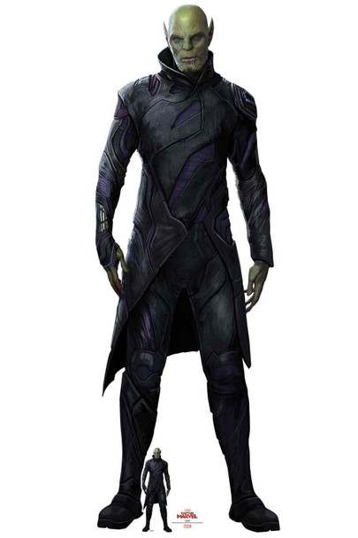Talos from Captain Marvel Official Cardboard Cutout/ Standup / Standee