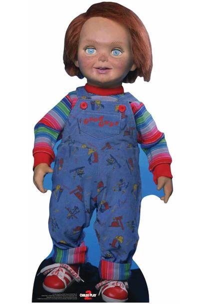 Chucky Good Guy Doll Lifesize Official Cardboard Cutout/ Standup