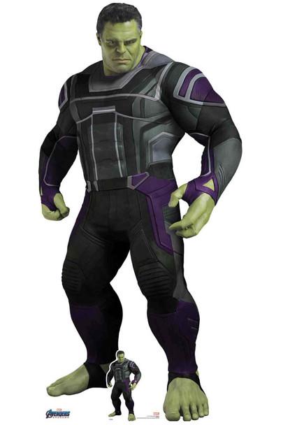 Hulk from Marvel Avengers: Endgame Official Cardboard Cutout