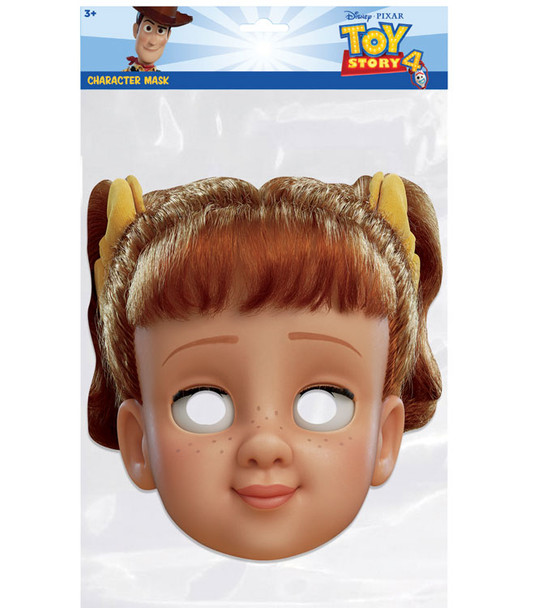 Gabby Gabby from Toy Story 4 Official Single 2D Card Party Face Mask