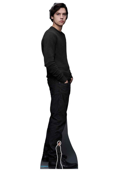 Jughead Jones from Riverdale Official Lifesize Cardboard Cutout