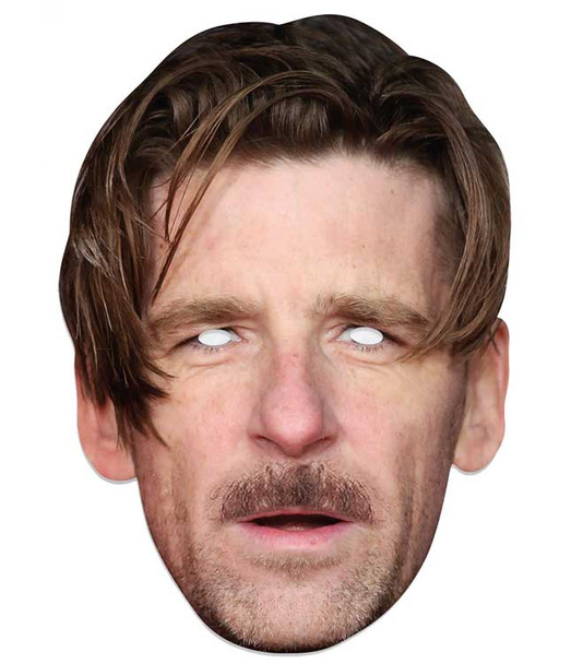 Paul Anderson Celebrity 2D Single Card Party Face Mask