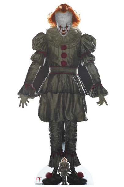 Pennywise from Stephen King's IT Lifesize Cardboard Cutout / Standee