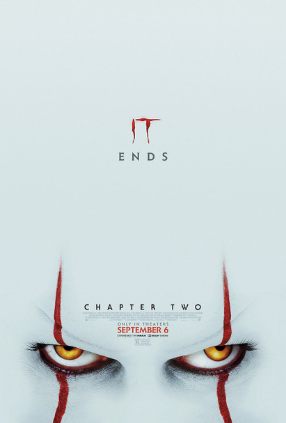 IT Chapter Two Original Movie Poster- Final Style
