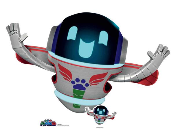 PJ Robot from PJ Masks Official Lifesize Cardboard Cutout