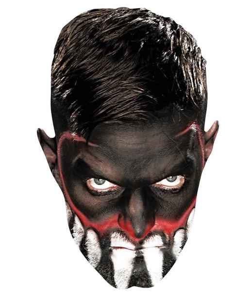 Finn Balor WWE Wrestler Official Single 2D Card Party Face Mask