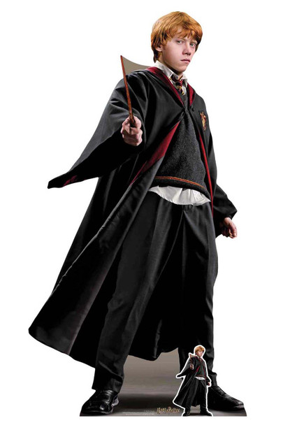 Ronald Bilius Weasley 2019 Official Harry Potter Lifesize Cardboard Cutout