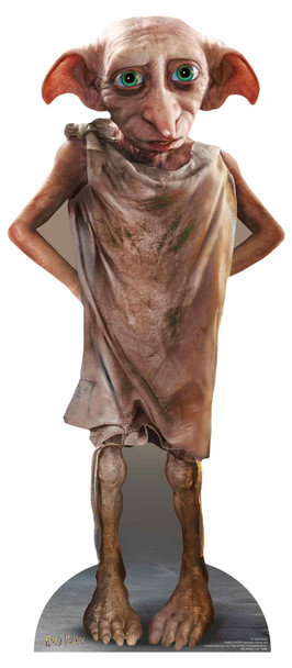 Dobby The House Elf Official Harry Potter Cardboard Cutout