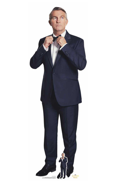 Graham from The 13th Doctor Who Spyfall Suit Official Cardboard Cutout