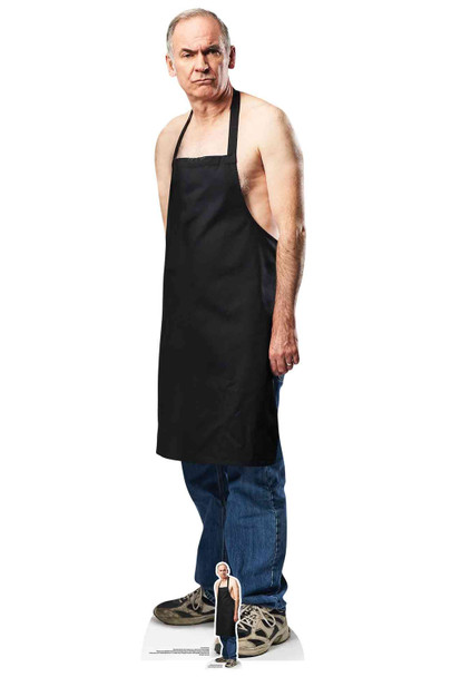 Martin Goodman Friday Night Dinner Official Cardboard Cutout / Standee