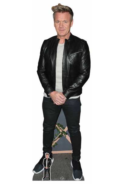 Gordon Ramsey Celebrity Chef Lifesize Cardboard Cutout / Standee