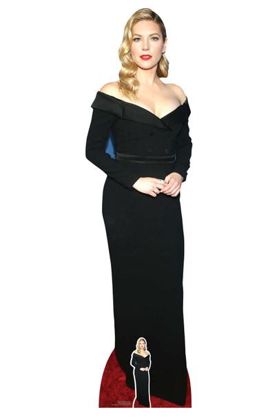 Katheryn Winnick Celebrity Actor Lifesize and Mini Cardboard Cutout