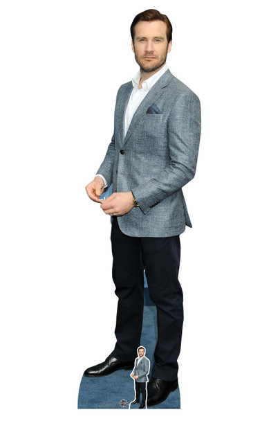 Clive Standen Celebrity Actor Lifesize and Mini Cardboard Cutout