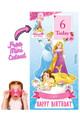 Disney Princess Personalised Happy Birthday Cardboard Cutout example