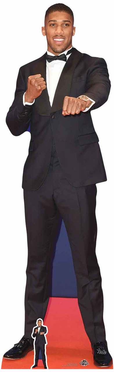 Life-sized cardboard cutout//standee of Ant /& Dec