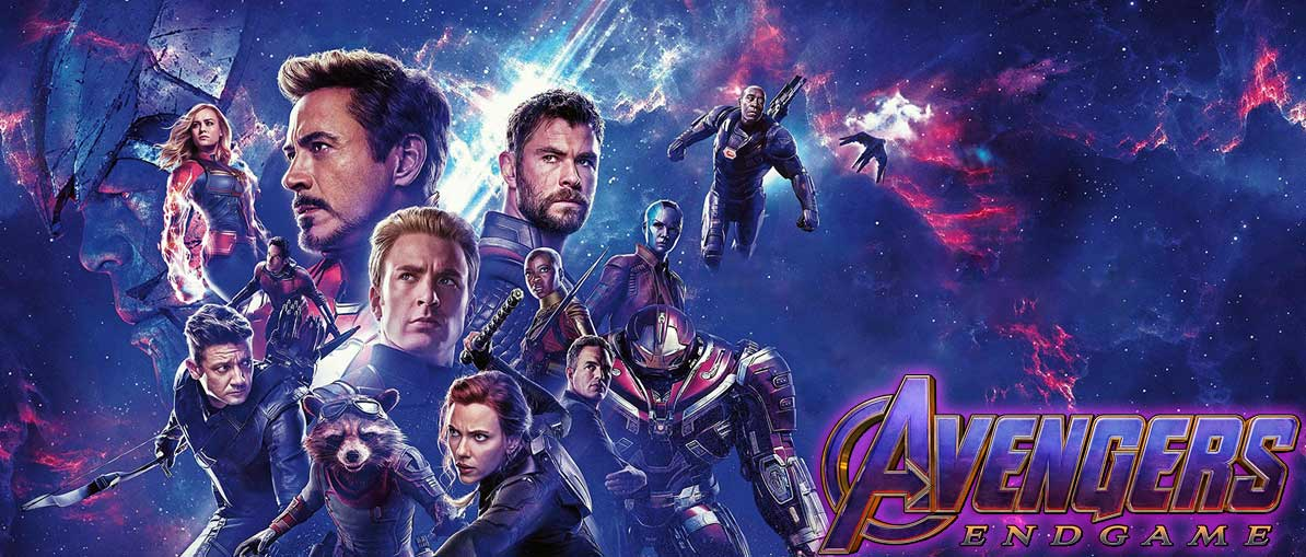 Avengers Endgame Lifesize and Giant Cardboard Cutouts