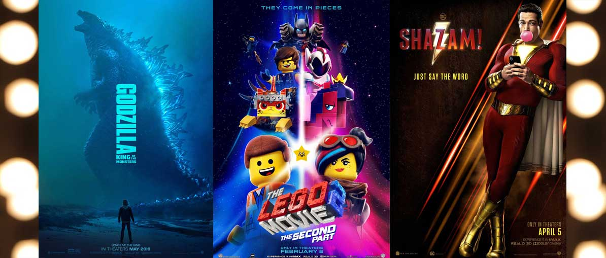 New Original Movie Posters for 2019