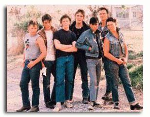 Ss2781012 Movie Picture Of The Outsiders Buy Celebrity
