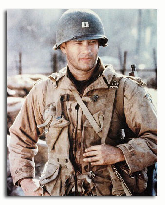 SAVING PRIVATE RYAN TOM HANKS Poster TV Movie Photo Poster 24 by 36 inch|