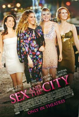 Premier magazine sex andthe city 2