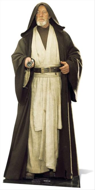 Obi Wan Kenobi Alec Guinness from Star Wars Lifesize