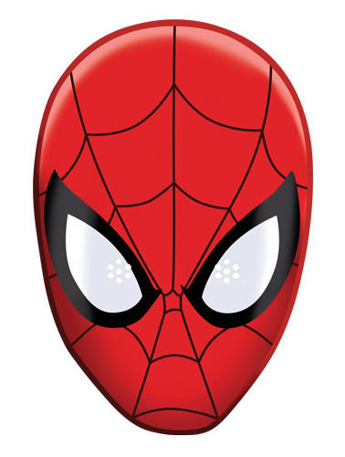 Spider Man Party Face Mask Single Available Now At