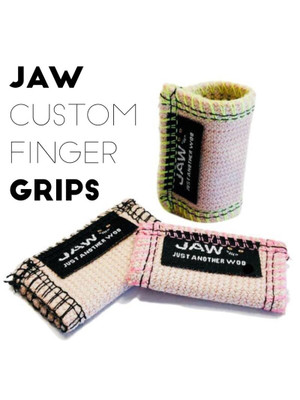 JAW Custom Finger Grips