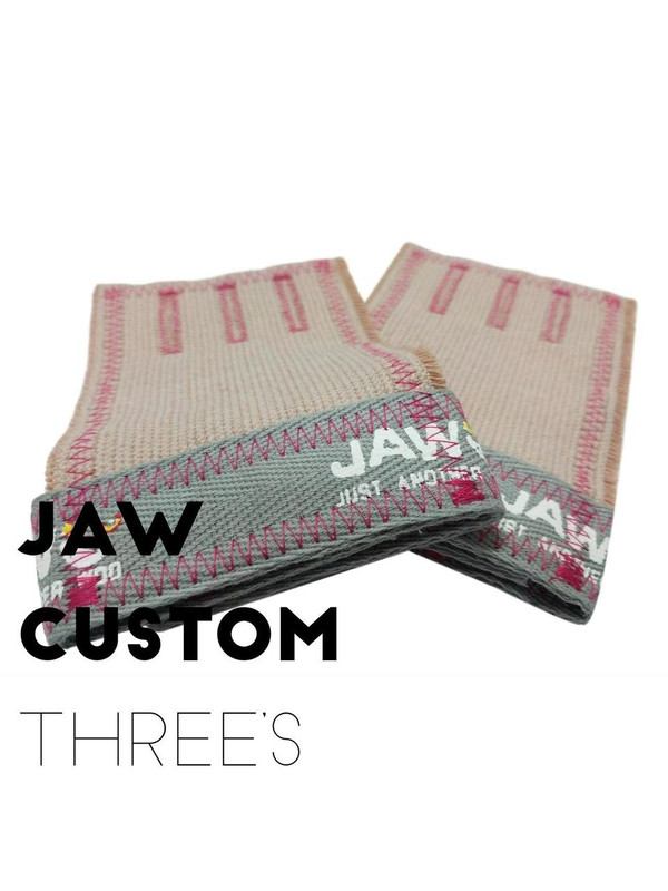 JAW Custom Three's