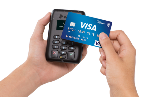 PayPal Here Card Reader
