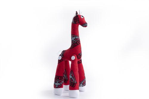 Marie's Creative Critters - Football Giraffes