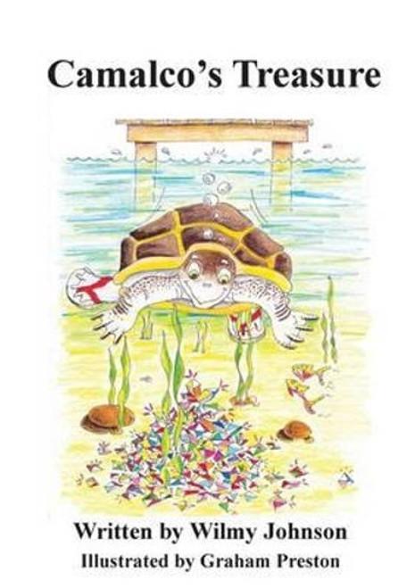 Wilmy Johnson - Book - Camalco's Treasure