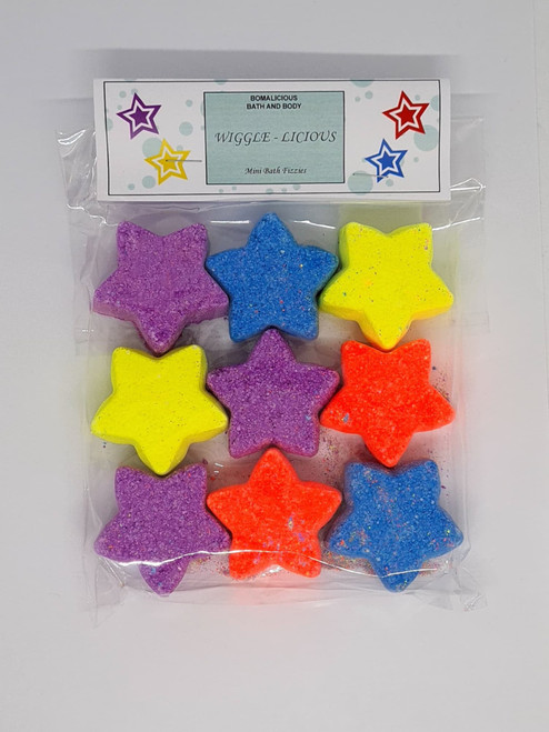 Boma-Licious Bath and Body - Kiddie Fizzies - Stars