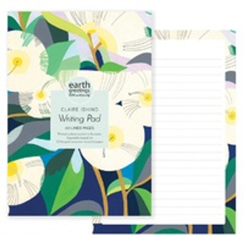 Earth Greetings - A5 Writing Pads